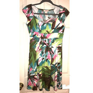 Candie's Pretty Floral Dress Size M Juniors